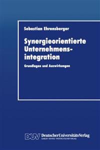 Synergieorientierte Unternehmensintegration