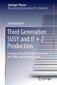 Third generation SUSY and t-t +Z production