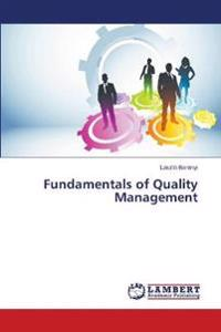 Fundamentals of Quality Management
