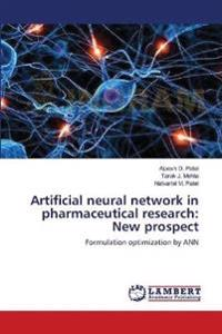 Artificial Neural Network in Pharmaceutical Research