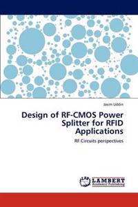 Design of RF-CMOS Power Splitter for Rfid Applications