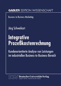 Integrative Proze kostenrechnung