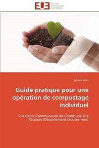 Guide Pratique Pour Une Operation de Compostage Individuel