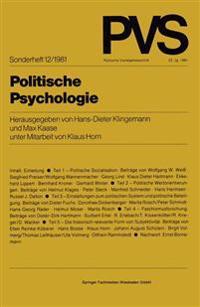 Politische Psychologie