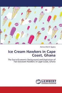 Ice Cream Hawkers in Cape Coast, Ghana