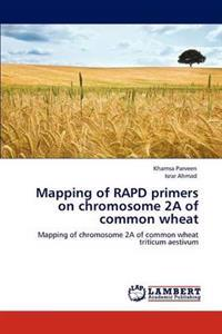 Mapping of Rapd Primers on Chromosome 2a of Common Wheat