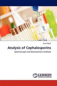 Analysis of Cephalosporins