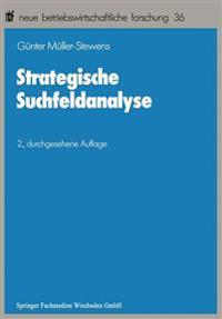 Strategische Suchfeldanalyse