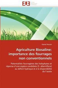 Agriculture Biosaline