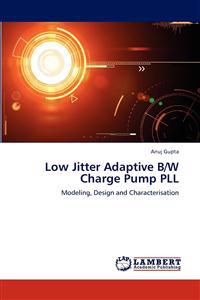 Low Jitter Adaptive B/W Charge Pump Pll