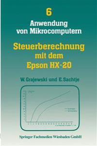 Steuerberechnung Mit Dem Epson Hx-20