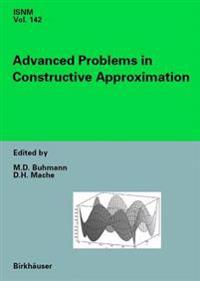 Advanced Problems in Constructive Approximation