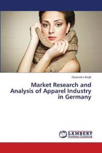 Market Research and Analysis of Apparel Industry in Germany
