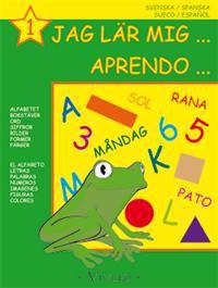 Jag lär mig /Aprendo