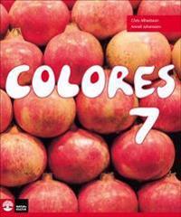 Colores 7 : textbok