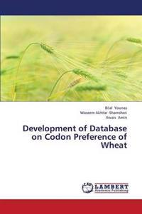 Development of Database on Codon Preference of Wheat