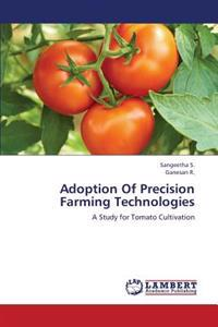 Adoption of Precision Farming Technologies