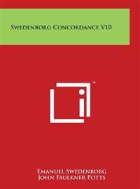 Swedenborg Concordance V10