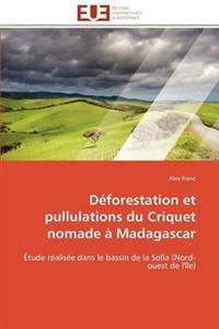 D�forestation Et Pullulations Du Criquet Nomade � Madagascar