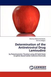 Determination of the Antiretroviral Drug Lamivudine