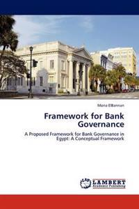 Framework for Bank Governance