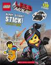 The Lego Movie: Ready, Steady, Stick! Activity Book