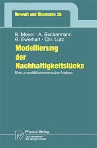Modellierung Der Nachhaltigkeitslücke