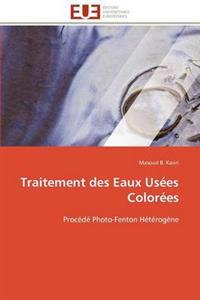 Traitement Des Eaux Us�es Color�es
