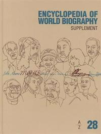 Encyclopedia of World Biography Supplement