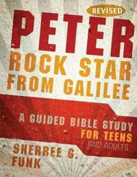 Peter Rock Star from Galilee
