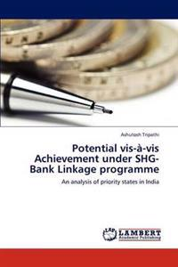 Potential VIS-A-VIS Achievement Under SHG-Bank Linkage Programme