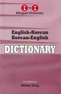 English-KoreanKorean-English One-to-one Dictionary