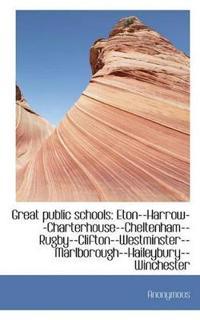 Great Public Schools