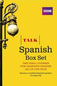 Talk Spanish Box Set (Book/CD Pack)