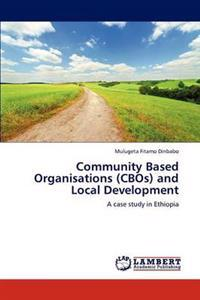 Community Based Organisations (Cbos) and Local Development