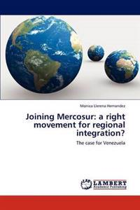 Joining Mercosur