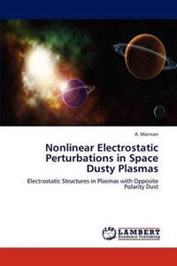 Nonlinear Electrostatic Perturbations in Space Dusty Plasmas