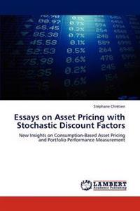 Essays on Asset Pricing with Stochastic Discount Factors