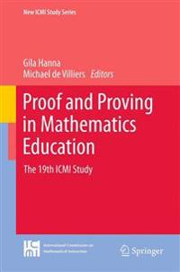 Proof and Proving in Mathematics Education