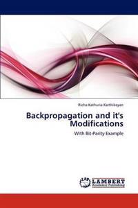 Backpropagation and It's Modifications