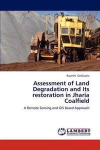 Assessment of Land Degradation and Its Restoration in Jharia Coalfield