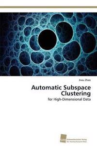 Automatic Subspace Clustering