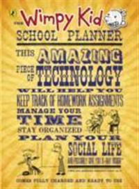 Wimpy kid school planner