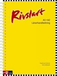 Rivstart A1+A2 Lärarhandledning, andra upplagan