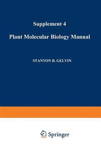 Plant Molecular Biology Manual