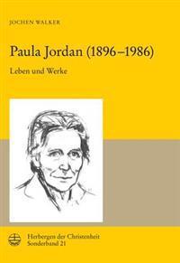 Paula Jordan (1896-1986)