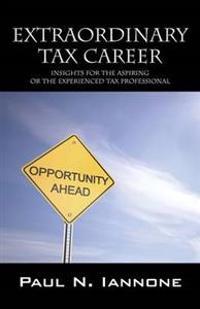 Extraordinary Tax Career