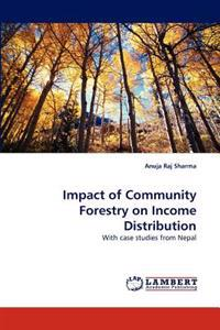 Impact of Community Forestry on Income Distribution
