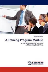 A Training Program Module