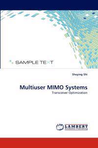 Multiuser Mimo Systems